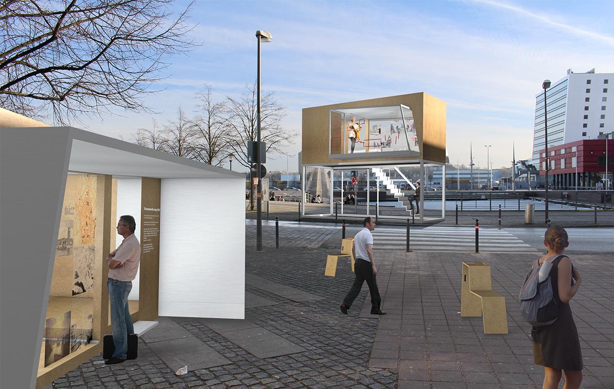 Beispiel Aufbau Bootshafen Kiel