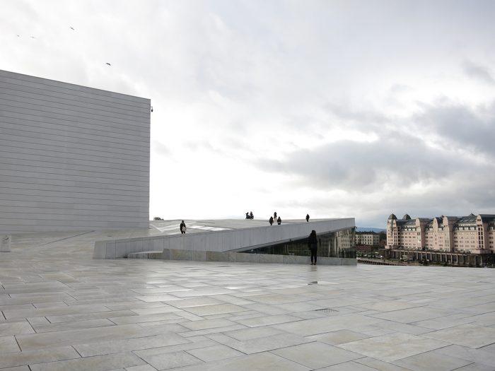 Exkursion Oslo