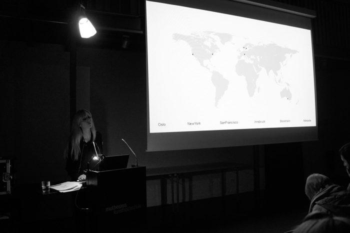Jette Cathrin Hopp, Senior Architect & Project Director bei Snøhetta zu Besuch bei Querschnitt
